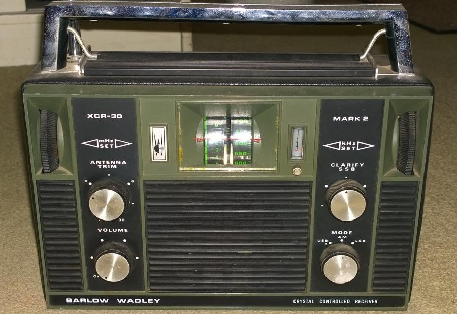 Barlow Wadley XCR30 Mk2